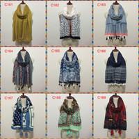 Wholesale Elegant Winter Scarf Woman - Wholesale 2017 nice elegant new trend hot selling tassel fringe hijab muslim scarf women luxury brand for spring winter