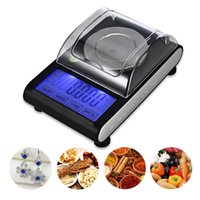 Wholesale Weight Labs - 50g   0.001g High Precision Digital Electronic Scale Touch LCD Laboratory Weight Balance Jewelry Diamond Drug Scales Mini Scale Lab Balance