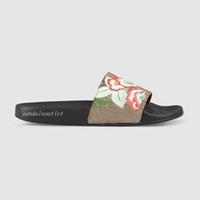kelebek çiçekli kız toptan satış-Erkek ve bayan moda kuş çiçek kelebek çiçek baskı ile tian Slaytlar sandalet kalıplı kauçuk ayaklıklar erkek kız nedensel loafer'lar