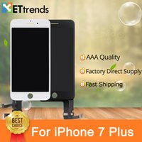 Wholesale Stable Quality AAA Display for iPhone Plus Lcd Screen Assembly Factory Directly Supply Cold Press Frame No Dead Pixel DHL