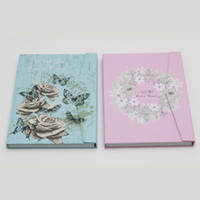 Wholesale diy gel nails online - Nail Gel Polish Display Card DIY Nails Book Colorful Board Chart Manicure Nail Art Salon Book Pink and Blue
