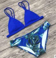 düşük fiyatlı mayo toptan satış-Düşük fiyat yüksek qualiry toptan 2 adet / grup renkli bayan bikini seksi mayo (21) zxczx