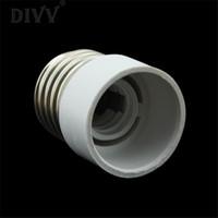 ingrosso presa di base della lampadina e14-Articoli per la casa Vendita calda E27 a E14 Base Socket Light Bulb Portalampade Plug Adapter Converter Trasporto di goccia di alta qualità 0525