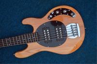 Wholesale ernie ball musicman guitars online - Hot Sale High Quality Ernie Ball Musicman Music Man Sting Ray Strings Electric Bass Guitar guitarra guitars