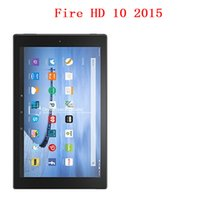 Wholesale nano tablet - For Amazon Kindle Fire HD tablet New Advanced Hardened Nano TPU Super Shock Resistant Explosion Proof Screen Protector