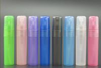 ingrosso atomizzatori di profumo di plastica 5ml-Vendita all'ingrosso ! Atomizzatore del profumo glassato plastica di 3ml 5ml 8ml 10ml, bottiglia dello spruzzo, bottiglia di profumo Trasporto libero