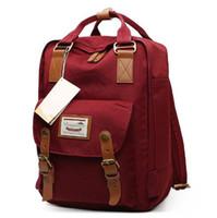 Wholesale laptops black red online - Famous Brand Design Women Waterproof Backpacks Classic Kanken Backpack for quot Laptop Bag Casual School Bags for Teenagers Girls
