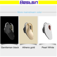 Wholesale Bluetooth Connection Iphone - New Y96 Mini Bluetooth Earphone Wireless Bluetooth Headsets with Microphone Earbuds NFC multi-point connection For Smart Phones