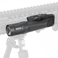 ingrosso torcia elettrica di caccia leggera del laser-Nuovo Arrvial Tactical Flashlight SD-66 Tactical Light Black Tan Colore per la caccia di tiro libero CL15-0123
