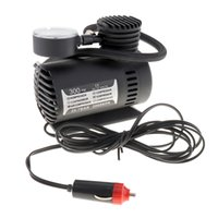 Wholesale Portable Air Compressor Car Tire - Brand New Portable 12V 250PSI Electric Pump Air Compressor Tire Inflator for Motorcycles Electromobile Canoeing CEC_010
