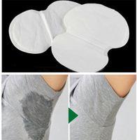 Wholesale disposable underarm armpit sweat pads - Disposable Absorbing Underarm Sweat Guard Pads Deodorant Armpit Sheet Dress Clothing Shield Sweat Perspiration Pads Anti-Perspirant Sticker