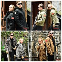 Wholesale hunting jacket for sale - 4colors Hunting TAD Tactical Jackets Winter Polar Fleece Jacket Warm Army Tactical hoodie Jacket Outdoor Softshell Jackets GGA996