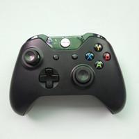 gamepad zum verkauf groihandel-Freier Verschiffen-drahtloser Bluetooth Prüfer für xbox eins, xbox ein Kontrolle Gamepad PC Steuerknüppelgroßverkauf Preis-heißer Verkauf