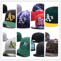 Wholesale Braves Snapback - Wholesale newest popular oakland snapback custom brave football baseball basketball America Sports Snapback hats adjusted caps fitted hats