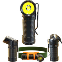 Wholesale Charge Torch - Rofis R1 900 Lumens USB Charge LED Headlight Headlamp Head Light Outdoor Flashlight Torch RCR123A Battery