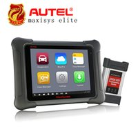 Wholesale bmw j2534 - Original AUTEL MaxiSys Elite Diagnostic Tool Support J2534 ECU Programming Update From MS908P 908PRO 2 years free update Scanner