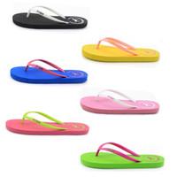 72ff2f9f69f7 Wholesale wholesale flip flop sales for sale - Hot sale Colors Girls Pink Flip  Flops Love