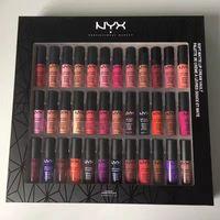 make-up-sets großhandel-NYX WEICHE MATTE LIPPENCREME 36 STÜCKE NYX Lippenstift Lipglanz Matt Kein Verblassen Weicher Samt Lippen Make-Up 36 Farben