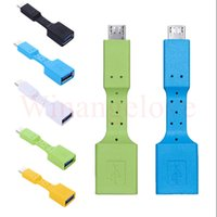 Wholesale micro usb cables cell phone online – Micro USB OTG Type C UCB OTG Micro Type C Adapter For Cell Phone Table PC Connect to U Flash Mouse Keyboard