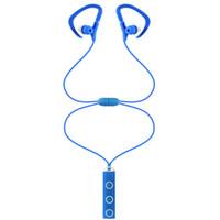 mejores auriculares de teléfono al por mayor-Estéreo caliente Auriculares Bluetooth Inalámbrico 4.1 Moda Deporte Auriculares Estéreo para Auriculares para Teléfono Los mejores regalos de Navidad envío gratis