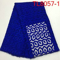 Wholesale Lace Fabric Swiss - Free Shipping By DHL For Wholesale And Retail High Quality Swiss Voile Lace Promotion Price 100% Cotton Lace For Party