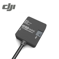 Wholesale data module - DJI IOSD mini Module for WooKong-M   Naza-M   Naza-M V2 Real-Time Flight Data & Video Signal Superposition Original Accessories