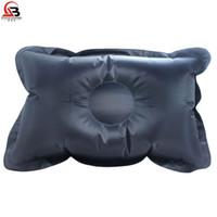 наклонная подушка оптовых-Уличная палатка для отдыха надувная подушка-подушка для пикника Подушка из ПВХ с воздушной подушкой Подушка для надевания сиесты в домашних условиях