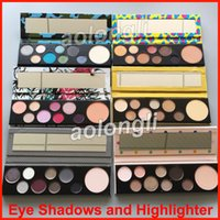 Wholesale Makeup Basics - Makeup Girls Collection 9 color eyeshadow palette Highlighter Rockin Rebel Fashion Fanatic Prissy Princess Basic Bitch Power Hungry Mischief