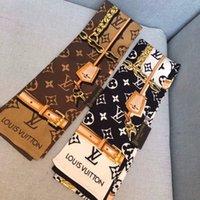 ingrosso capelli moda-Sciarpa di seta di design Sciarpa di moda Sciarpa di lusso Sciarpe di seta di qualità superiore delle fasce di seta dei raschietti A01