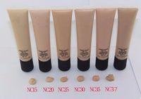 maquiagem prep prime bb venda por atacado-6 pçs / lote 2018 nova marca maquiagem bb prep + prime fundação creme SPF15 fundação líquida 40 ml
