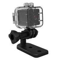 микро-камера hd car оптовых-Mini HD 1080P DV Sport Action Camera Car Mini DVR видеомагнитофон портативный видеокамера водонепроницаемый Micro Cam с детектором движения ночного видения