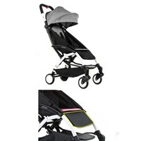 Stroller Lightweight Baby Stroller 175 Degree Folding Ultra-Light Portable Travelling Babyzen Carriage Bebek