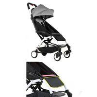 Stroller Lightweight Baby Stroller 175 Degree Folding Ultra-Light Portable Travelling Babyzen Carriage Bebek