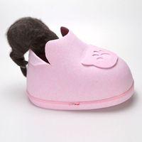 filzmatten großhandel-Filztuch Schuhe Katzennest Heimtierbedarf Haustierbett Heimtierbedarf Katzenspielzeug Heimtierbedarf Katzen und Hunde
