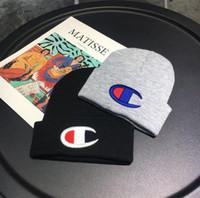 broche de damas indio al por mayor-Venta al por mayor-2018 otoño invierno sombreros para mujeres hombres diseñador de moda gorros Skullies Chapeu gorras de algodón Gorros Toucas De Inverno Macka 25