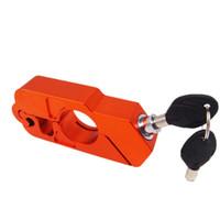 ingrosso furto di bicicletta-Serrature antifurto di sicurezza di furto di sicurezza della serratura della bicicletta della serratura della bici della lega di alluminio per il motociclo della bici di montagna