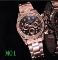 Wholesale fashion watchs - 2018 New model Luxury Fashion lady dress watch Famous Brand full quartz watchs