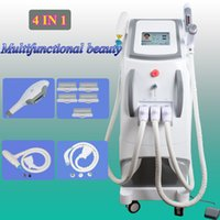 Wholesale ipl e light tattoo removal online - opt shr ipl hair removal machine ipl skin rejuvenation machine E Light IPL laser hot in market