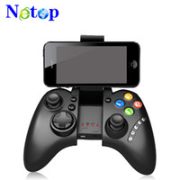 Wholesale game joy online - Netop Portable PG Wireless Bluetooth Game Controller Game Pad Joy Stick For Smart Phones Table
