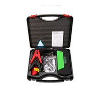 Wholesale Portable Car Battery Starter - High Quality 12V 50800mAh Portable Mini Jump Starter Car Jumper Booster Power Battery Charger Mobile Phone Laptop Power Bank