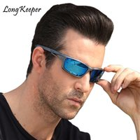 Wholesale night drive glasses - Unisex Night Vision 100% UV400 Polarised Driving Sun Glasses For Men Polarized Stylish Sunglasses Male Goggle Eyewears Gafas