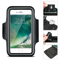 bolsa de brazo para telefono al por mayor-ABCSE Waterproof Sport Brazalete Estuche para 8 6 6s i6 I7 Gymnasium Activities Accesorios Running Phone Pouch Cover Arm Band