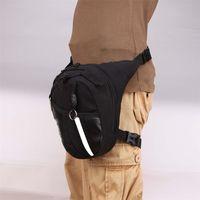 Wholesale motorcycle waist belt bag for sale - Group buy Waterproof Drop Leg Motorcycle Cycling Fanny Pack Waist Belt Bag Tool Bag Luggage outdoor Sports waist packs