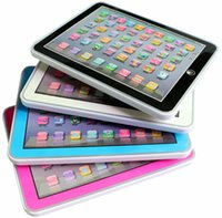 Wholesale Tablet Ypad - Ypad English word Learning Machine Tablet Toys Pad with Game Kids Learning toy Laptop Pad Learning Educational Toys For Children to345