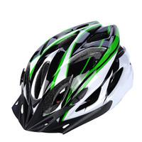 bisiklet kaskı ücretsiz gönderim toptan satış-Bisiklet kask Ultralight EPS Hava Tahliye bisiklet kask Bisiklet dağ bisikleti kaskları Bisiklet aksesuarları ücretsiz kargo