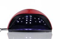 ingrosso macchine lucidatrici uk-48 W Lampada UV Nail Polish Dryer Macchina Manicure LED Light Nail Lampada essiccazione per gel curare Nail Art Tools Lampa Led Do Paznokci