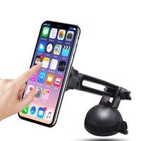 langarm-auto telefonhalter großhandel-Dashboard Universal-Kfz-Halterung für Windschutzscheiben für unter 6 Zoll Handys mit langem Arm