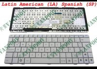 ingrosso tastiera mp-Nuova tastiera per notebook Teclado Netbook per Lenovo Classmate Bangho Bgh Depot Edunec EXO X355 BGH X355 Grigio LA / SP Version - MP-10G56LA-3601