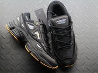 erkekler için daire toptan satış-2018 Yeni Varış raf Simons Erkekler kadınlar için Ayakkabı Düz ayakkabı Profesyonel marka Tasarımcı koşu ayakkabıları moda Açık Basketbol ayakkab ...