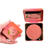 Wholesale face popping - 2017 Newest Arrival T Sweet Peach Papa Don't Peach Blush Single Color 9g Sugar Pop Totally Cute Blush Face Makeup Free Shipping